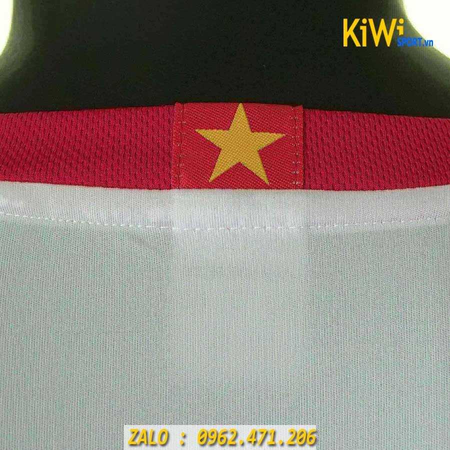 Áo Đội Tuyển Việt Nam 2020 Training Trắng - Áo Đá Bóng 338