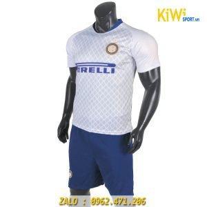 Áo bóng đá CLB Inter Milan màu trắng mùa 2018 - 2019