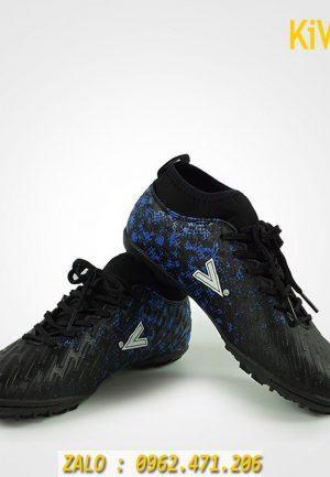 Giày đá banh Mitre chính hãng mã 170501 Đế TF màu đen siêu đẹp