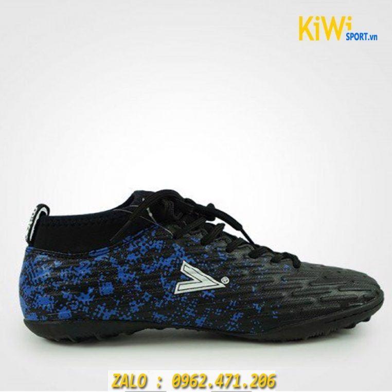 Mẫu giày đá bóng Mitre 170501 đế tf màu đen hàng chính hãng siêu đẹp
