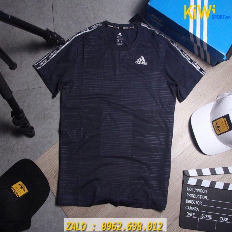 Bán Buôn Áo Thể Thao Adidas Climachill 2019 Màu Xanh Đen