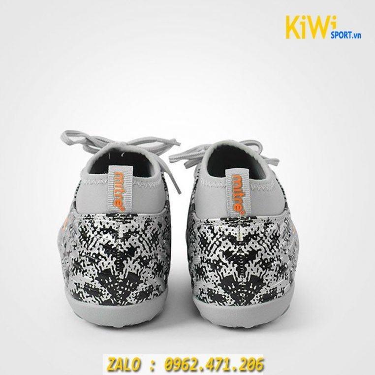 Giày Bóng Đá Mitre 170501 Màu Xám Đế TF hàng chính hãng
