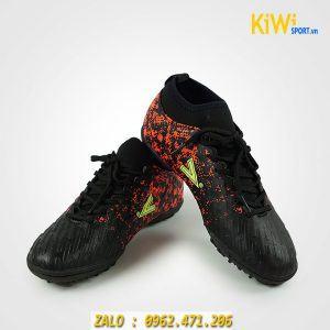 Giày Đá Banh Mitre 170501 Hàng Chính Hãng Đế TF Màu Đỏ