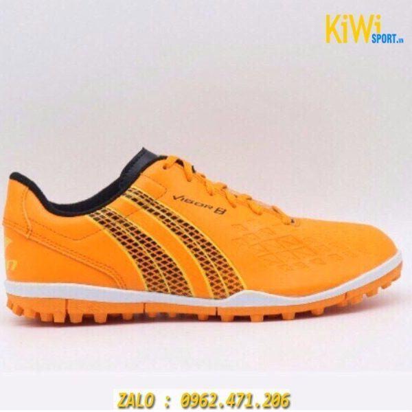 Giày đá banh Pan Vigor 8 Đế TF màu cam hàng Thái Lan