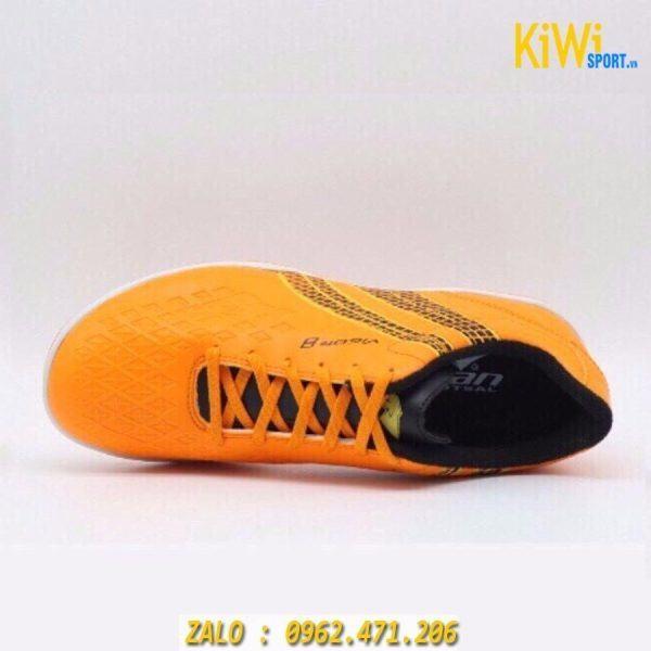 Mẫu giày đá banh Pan Vigor 8 Màu Cam Đế TF Hàng Thái