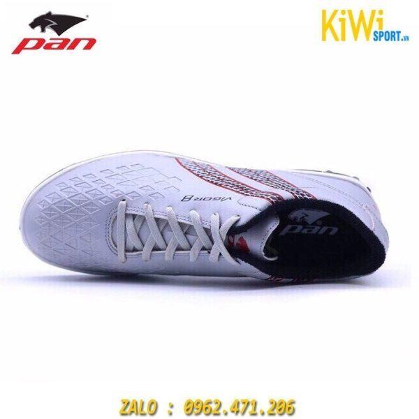 Giày Pan Vigor 8 Đế TF Màu Trắng Chuyên Đá Cỏ Nhân Tạo