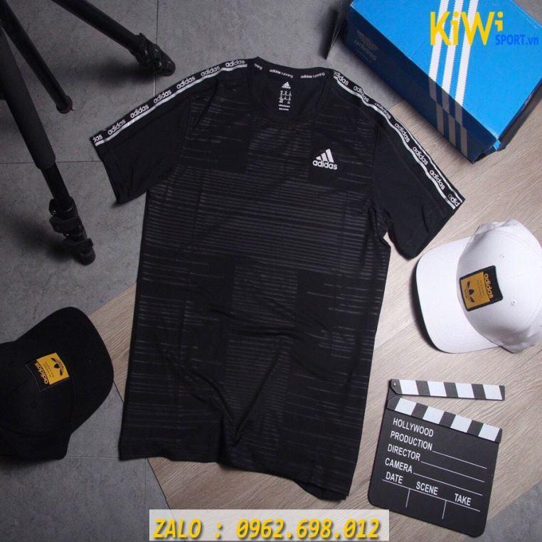 Lấy Sỉ Áo Thể Thao Adidas Climachill 2019 Màu Đen