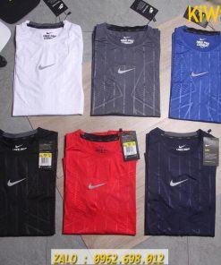 Bỏ Sỉ Mẫu Áo Thể Thao Nike pro Combat 2019 Dập Hình Lá Phổi