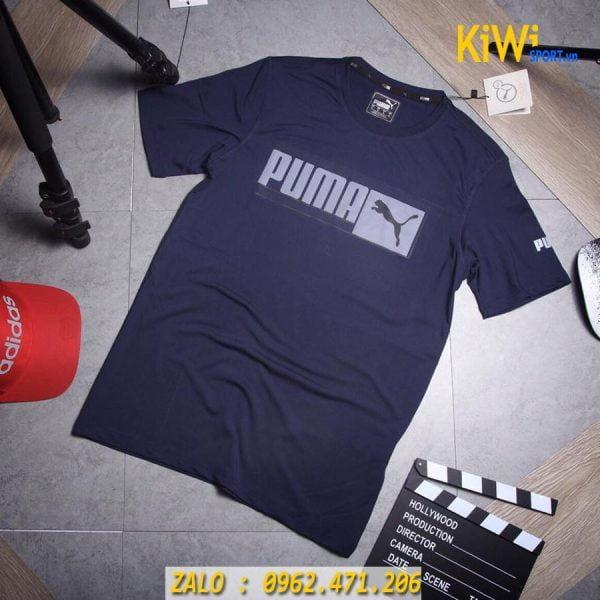 Xưởng sỉ áo thể thao Puma faster 2019 màu xám