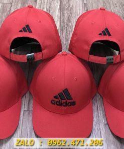 Xưởng Sỉ Nón Thể Thao Adidas 2019 Màu Đỏ Giá Rẻ