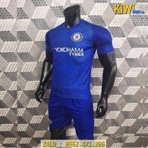 Áo Bóng Đá CLB Chelsea 2019 - 2020 Màu Xanh Thi Đấu Sân Nhà Rất Đẹp