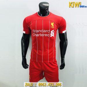 Áo Bóng Đá CLB Liverpool 2019 - 2020 Màu Đỏ Thi Đấu Sân Nhà