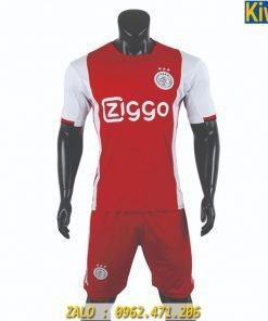 Áo Đấu CLB Ajax 2019 - 2020 Màu Đỏ Thi Đấu Sân Nhà