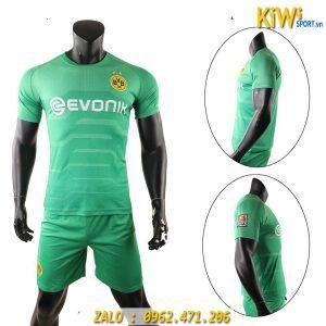 Mẫu Áo Thủ Môn CLB Dortmund 2019 - 2020 Màu Xanh Lá Rất Đẹp