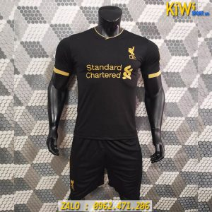 Áo Thủ Môn CLB Liverpool 2019 - 2020 Màu Đen Rất Đẹp