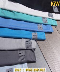Bỏ Sỉ Áo Thể Thao Sát Nách Nike Pro Chất Thun Rất Đẹp