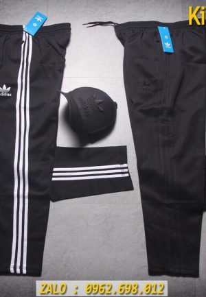 Chuyên Sỉ Quần Jogger Adidas 3 Sọc Giá Tận Xưởng