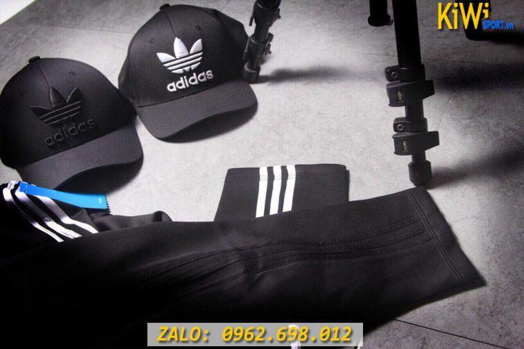 Lấy Sỉ Quần Jogger Adidas 3 Sọc Ống Suông Cực Chất