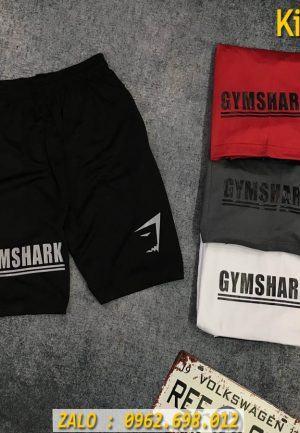 Lấy Sỉ Quần Sort Thể Thao Nam Gym Shark Mẫu Mới Cực Chất