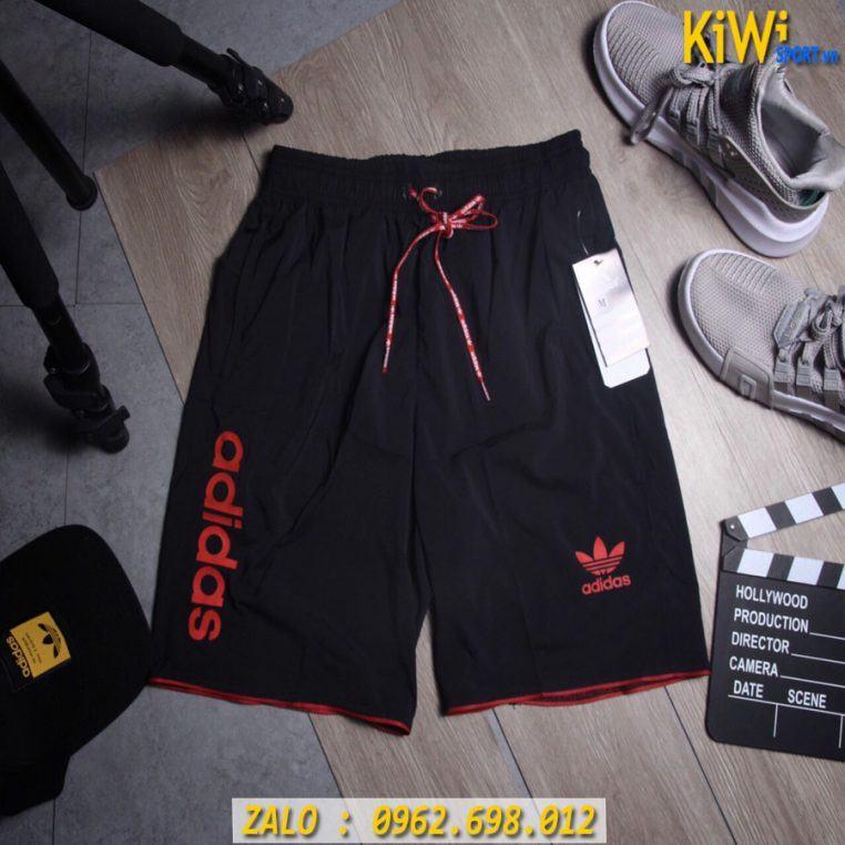 Xưởng Buôn Quần Sort Thể Thao Nam Adidas Thun Co Giãn Thoải Mái