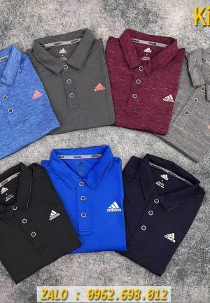 Xưởng Sỉ Áo Thể Thao Adidas Cổ Trụ Hàng VNXK Cực Chất