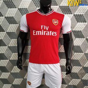 Áo Bóng Đá CLB Arsenal 2019 - 2020 Màu Đỏ Sân Nhà