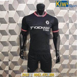 Áo Bóng Đá CLB Chelsea 2019 - 2020 Màu Đen Sân Khách