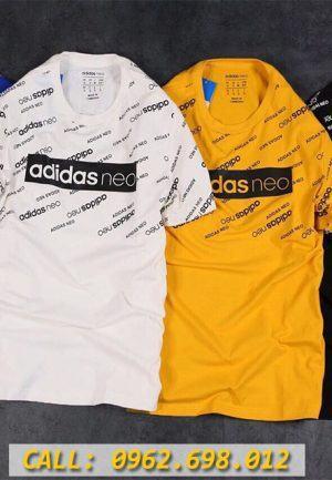 Áo Thể Thao Nam Adidas Neo 2019 Tuyệt Đẹp