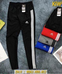 Quần Jogger Thể Thao Nam Adidas 3 Sọc Hàng Xuất Xịn