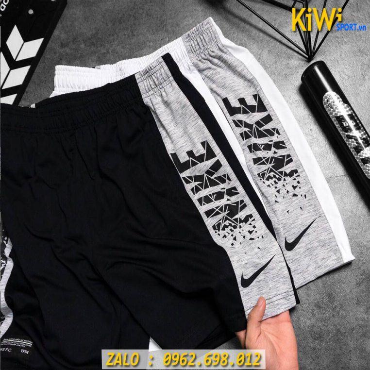 Xưởng Sỉ Quần Thể Thao Nam Nike Mẫu Phối Hông Tuyệt Đẹp