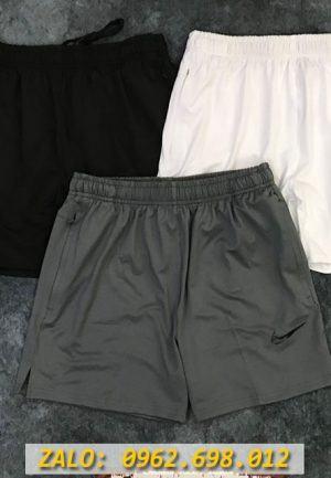 Quần Đùi Chạy Bộ Mẫu Nike 3 Màu Rất Đẹp