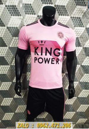 Áo Đấu CLB Leicester City Hồng 2019 - 2020