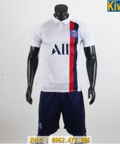Áo Đấu CLB PSG 2019 - 2020 Sân Khách Màu Trắng