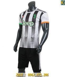 Áo Đấu CLB Juventus 2019 - 2020 Sọc Trắng Đen Mẫu Mới Nhất