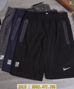 Sỉ Quần Short Tập Gym Nike Pro Túi Ép Bodding
