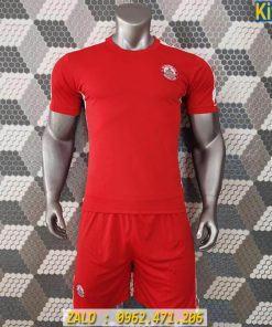 Áo Đấu CLB TP Hồ Chí Minh Màu Đỏ Mùa 2020