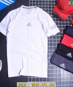 Bỏ Sỉ Áo Tập Gym Adidas Dập Cao Tầng Giá Rẻ