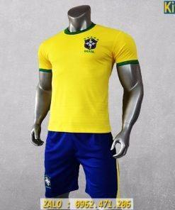 Áo Đấu Tuyển Brazil 2020 Màu Vàng