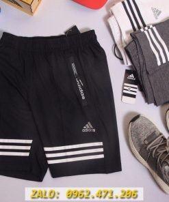 Nơi Bỏ Sỉ Quần Short Thể Thao Adidas 3 Sọc Chất Thun Co Giãn