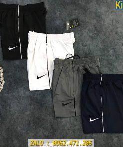 Quần Đùi Chạy Bộ Nike Chất Thun Co Giãn Cực Đã