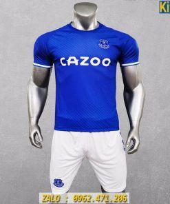 Áo Đấu CLB Everton 2020 - 2021 Xanh Bích Sân Nhà