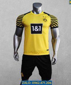Áo Bóng Đá CLB Dortmund 2021 Màu Vàng Cực Đẹp