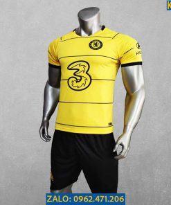 Áo Đấu CLB Chelsea 2021 - 2022 Màu Vàng Nổi Bật